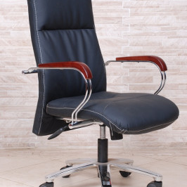 Medium Back Swivel Chair #A069