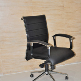 MEDIUM BACK SWIVEL CHAIR #QC-1038M