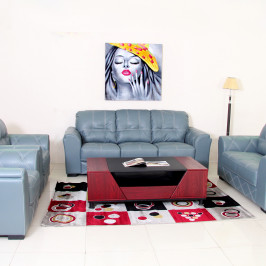 GLORIA LEATHER SOFA