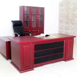 EXECUTIVE OFFICE DESK #001