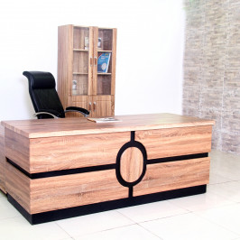EXECUTIVE OFFICE DESK #002