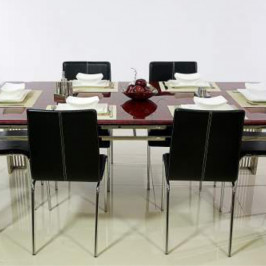 Marble Dining Table (Rectangular)