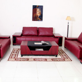 LOBO LEATHER SOFA