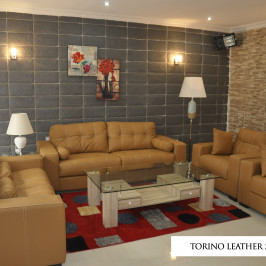 TORINO LEATHER SOFA