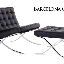BARCELONA SINGLE CHAIR