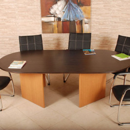 Conference Table for Eight #002