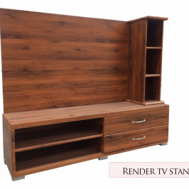 RENDER TV STAND