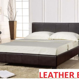 LEATHER BED - #8060